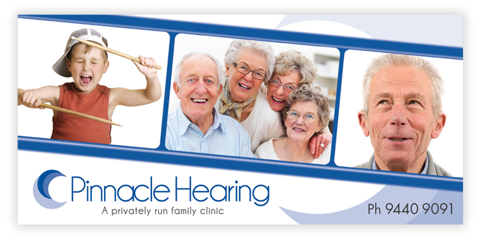 Pinnacle Hearing FLyer